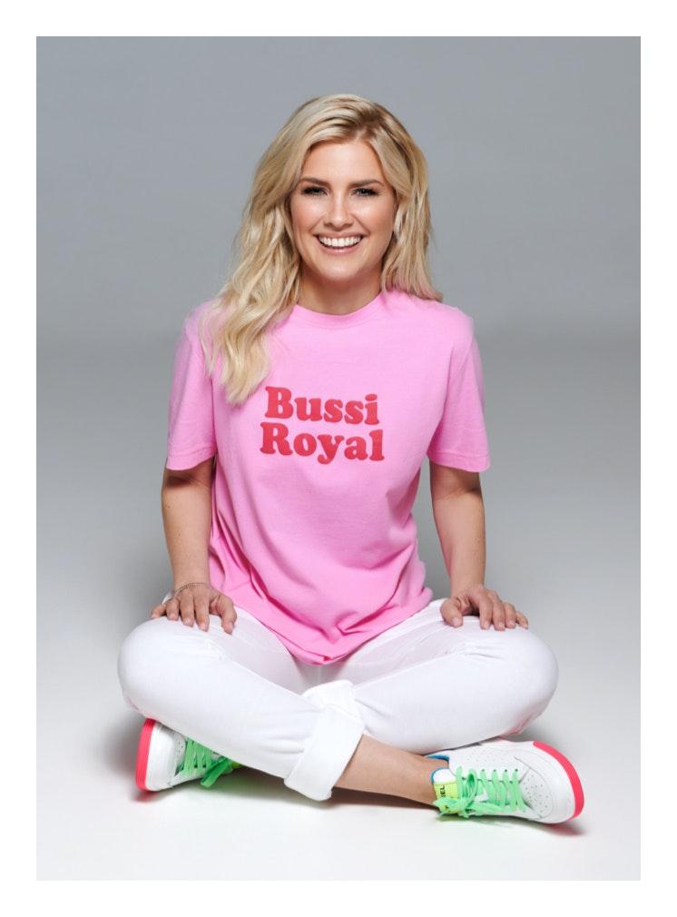 Bussi Royal Bunte Sweatshirt